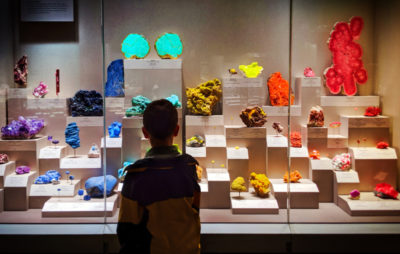 Smithsonian Institution's National Museum of Natural History and the National Gem Collection