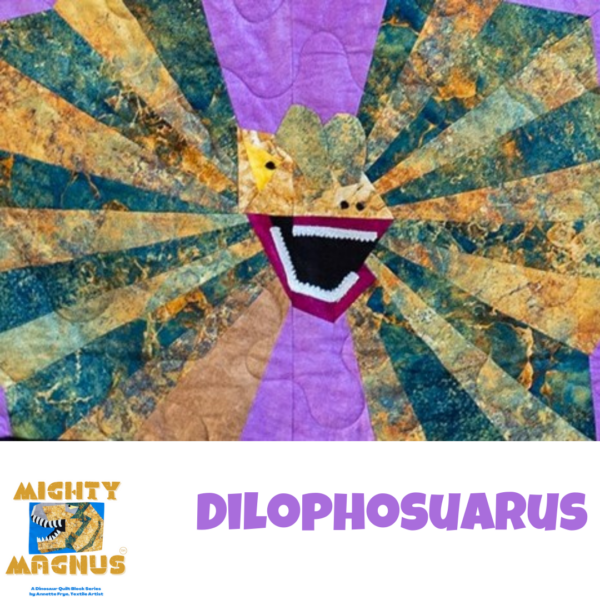 MM Shop Image 2 Dilophosaurus
