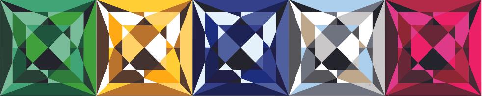 Duke Diamond Colorway Collage REV